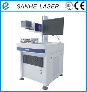New Non-Metal CO2 Laser Marking and Engraving Machine pictures & photos