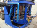Hydraulic Steel Shell If Furnace for Smelting Metals pictures & photos