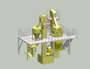 Dust Suppressant Production Line
