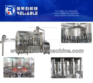 Automatic Drinking Water Producing Machine for Plastic Bottle pictures & photos
