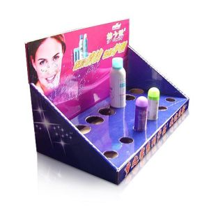 Pop Paper PDQ Display Stand for Your Cosmetic pictures & photos