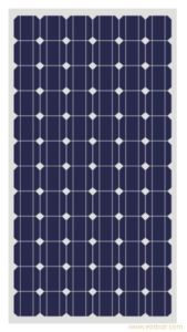 The High Quality 100W Monocrystalline Solar Panel pictures & photos