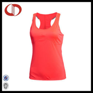 Womans Gym Wear Singlet Gym and Fitness Tops Wholesale pictures & photos