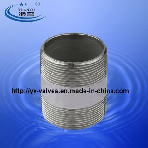 Stainless Steel Barrel Nipple (NPT) pictures & photos