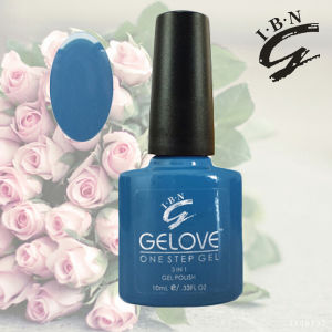Long Lasting Exceptional Price One Step Gel Nail Polish pictures & photos