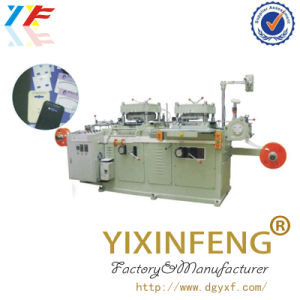 Automatic Creasing Paper Hot Stamping Die Cutting Machine