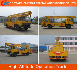 4X2 High Autitude Operation Truck pictures & photos