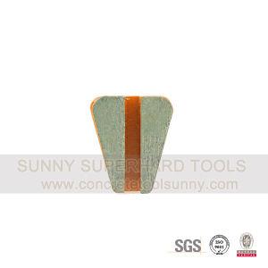 Metal Bond Diamond Concrete Grinding Shoe for Scanmaskin Grinder pictures & photos