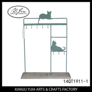 Decorative Metal Jewelry Stand for Necklace Hanging pictures & photos