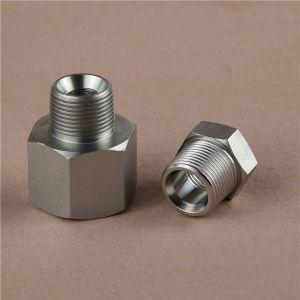 Carbon Steel BSPT Male/BSPT Female-P5t-Sp Adapter pictures & photos