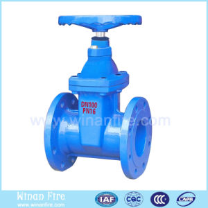 Inside Flange Gate Valve for Water Control pictures & photos