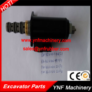Excavator Electrical Parts Proportion Solenoid Valve for Kobelco Excavator Sk200-8 pictures & photos