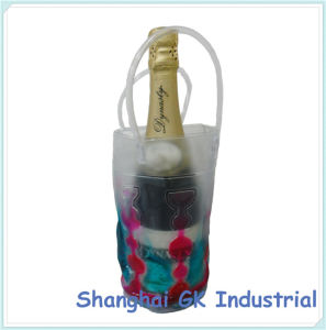 Household Wine Cooler Gel Ice Pack Instant Bottle Cooler pictures & photos