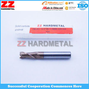 Solid Tungsten Carbide End Mill pictures & photos