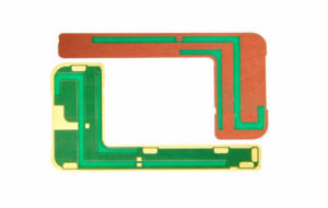 Single-Side Antenna PCB/0.2mm Thickness/1oz Copper