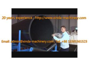 250-630mm HDPE PE PP Pipe Production Line Pipe pictures & photos
