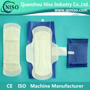 320mm Sanitary Napkin Production Line with CE Certification pictures & photos