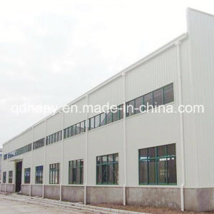 High Quality Prefabricated Steel Structure Workshop pictures & photos