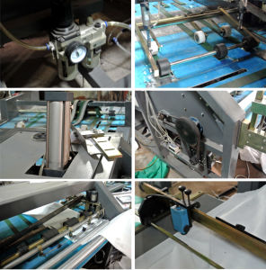 Fully Automatic Nonwoven Rice Bag Machinery (XYQF-1200*800) pictures & photos
