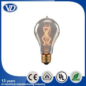 Carbon Filament Edison Light Bulb A21