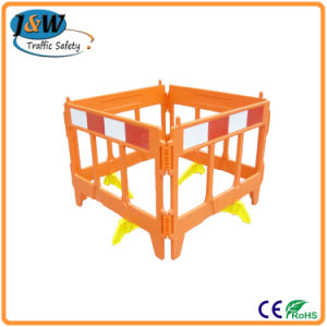 New Products Portable Road Traffic Plastic Barrier for Construction Site pictures & photos