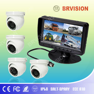 "7"" Security System/ TFT Digial Car Monitor /Mini Dome CCD Camera pictures & photos"