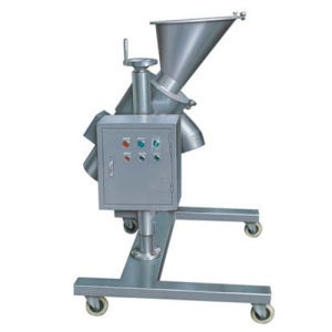 Kzl-160 High Speed Granulator for Pharmaceuticals pictures & photos
