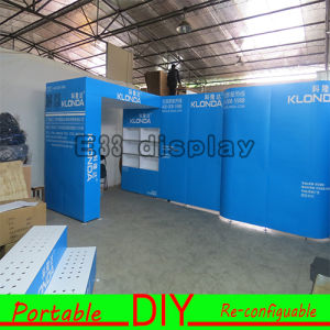Aluminum Customized Modular DIY Versatile Reusable&Portable Exhibition Booth pictures & photos