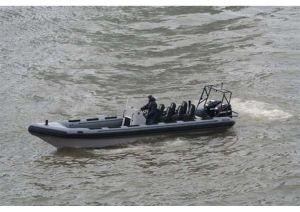 Aqualand 35 Feet 10.5m Rib Patrol Boat/Military Rigid Inflatable Boat (RIB1050) pictures & photos