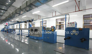 Skin-Foam-Skin Triple-Layer Co-Extrusion Production Line pictures & photos
