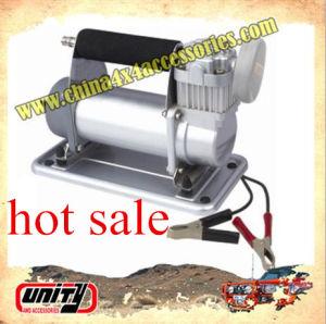 Unity4wd Top Qutality Portable 12 Volt DC Portable Car Tire Inflator Pump Car Tire Pump Car Mini Air Compressor