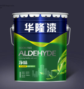 Hualong Ultra-Low Voc Aldehyde-Removal Health Wall Coating pictures & photos