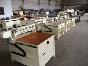Jnsy-600 Manual Glass Mosaic Cutting Machine pictures & photos