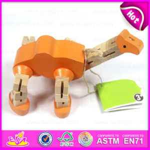 Intelligent DIY Wooden Toy for Kids, Wholesale Cheap Children Intelligence Toy, Non Toxic Wooden Intelligence Toy W03b030 pictures & photos