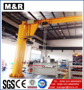 7.5t Bz Fixed-Column Jib Crane with 270 Degree pictures & photos