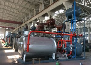 Yql Vertical Thermal Oil Boiler with Gas-Fired or Oil pictures & photos