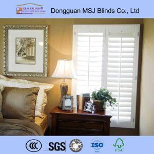 Exterior Wood Shutter Designs Wood Shutter Room Divider Wood Shutter Closet Doors pictures & photos