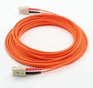 Multimode Duplex Fiber Optic Sc-Sc pictures & photos