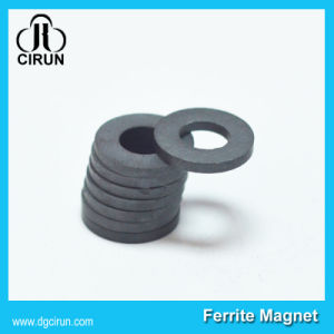 32*18*6 Hard Ring Ferrite Magnets pictures & photos