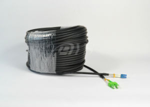 LC / Sc / FC, IP65 Optical Outdoor Patch Cord pictures & photos