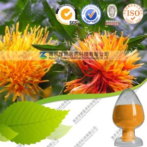 100% Natural Food Colorant Safflower Extract Powder Carthamus Yellow