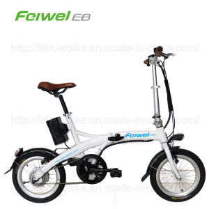 "16"" Mini Electric Folding Bicycle (TDR01Z) pictures & photos"