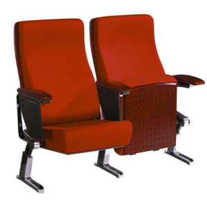 Auditorium Meeting Chair with Aluminium Feet