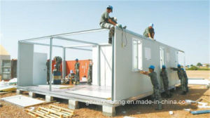 Portable Container House of Site Construction