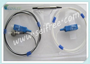 Fiber Optic Wdm with Filter for FTTH pictures & photos