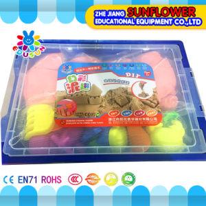 Children Desktop Toy Creative Sand Creative Clay DIY Toys Developmental Toys pictures & photos