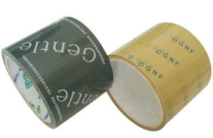 BOPP Printed Tape with Logo Printing pictures & photos