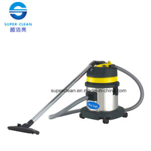 15L Stainless Steel Wet and Dry Vacuum Cleaner pictures & photos