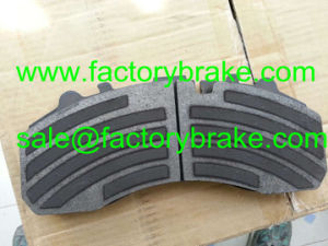 Truck Brake Pad Wva 29087/29202/29253/2910829106 pictures & photos