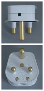 1153 15A Round Pin Plug pictures & photos